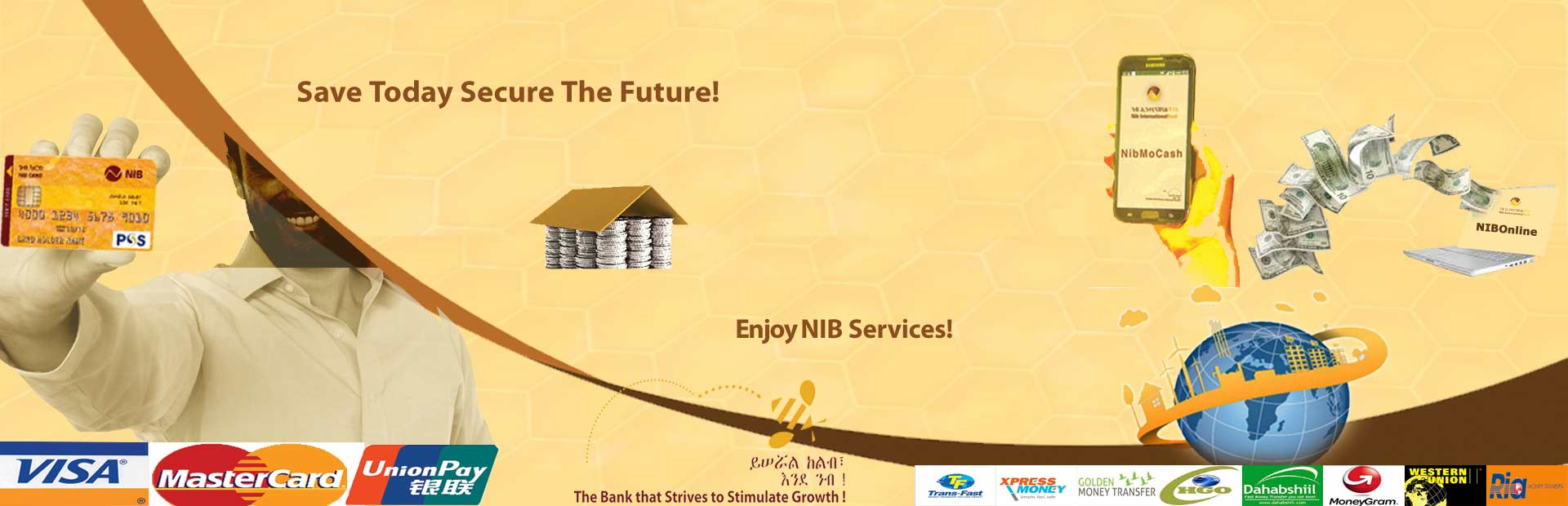 Nib International Bank – Committed to Service Excellence